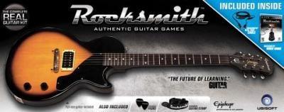 Rocksmith - Bundle With Guitar (PS3)