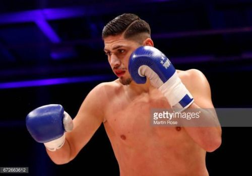 04-25 ERFURT, GERMANY - APRIL 22: Emre Cukur of Germany in... #sessalines: 04-25 ERFURT, GERMANY - APRIL 22: Emre Cukur of… #sessalines
