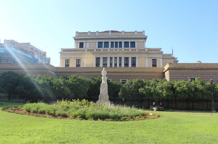 Εθνικό Ιστορικό Μουσείο ... National Historical Museum in Athens