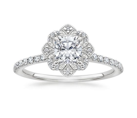 Reina Diamond Ring - Brilliant Earth