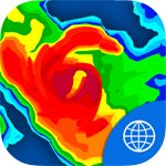 World Radar App - Displays Radar, Current, Forecast and Charts. (Temperature, Precipitation, Wind, Pressure and UV Index) The most comprehensive free weather iOS app I've come across. Price: Free
