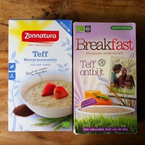Glutenvrij ontbijt met Teff pap. - glutenvrije mama