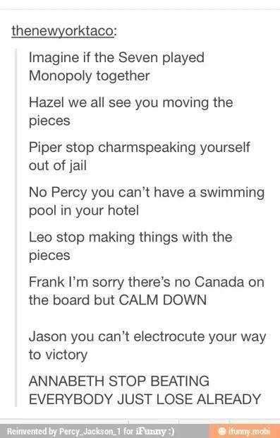 Percy Jackson hahahaha