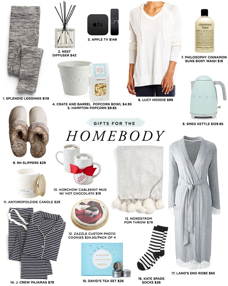 Budget-friendly holiday gifts for the homebody