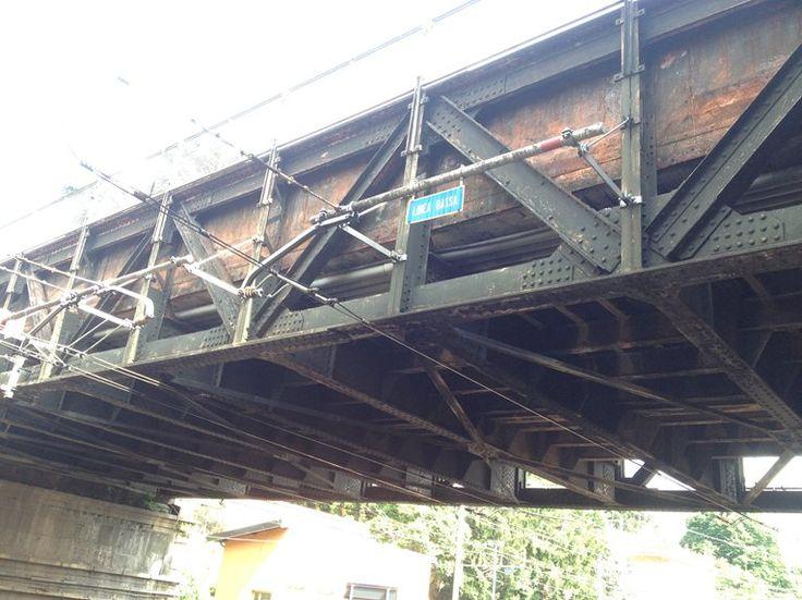 Restauro e consolidamento ponte Badoni, Lecco, 2014 - Pierluigi Muschiato
