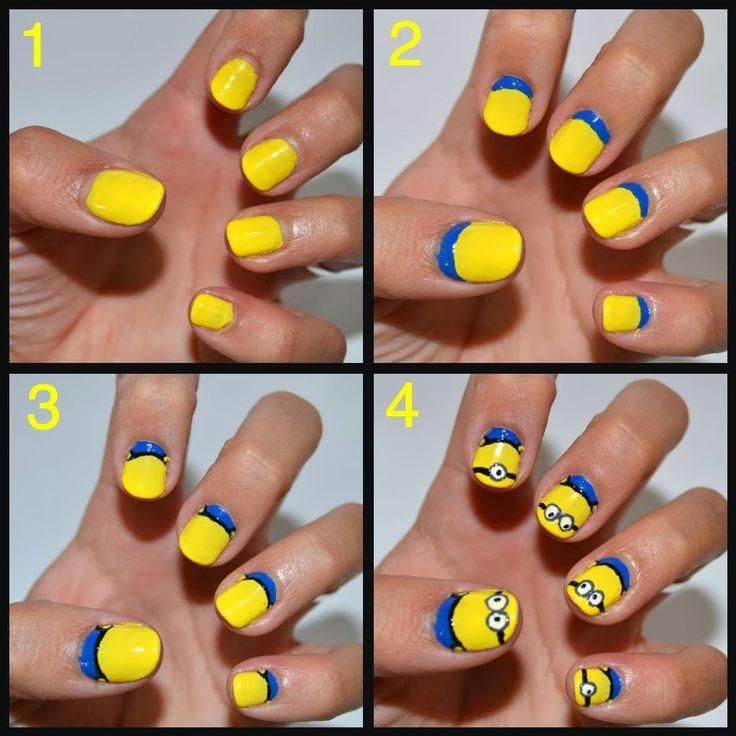Mejores 32 imágenes de Diseños de uñas en Pinterest | Uñas bonitas ...