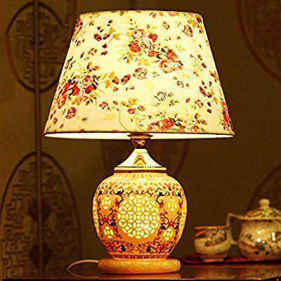 Pi di 25 fantastiche idee su lampade da camera da letto for Basi in ceramica per lampade da tavolo