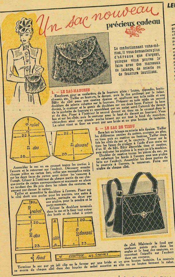 """Cour Carrée: Mode et vie quotidienne sous l'Occupation: """"le Petit Echo de la Mode, 13 décembre 1942 ^^"""