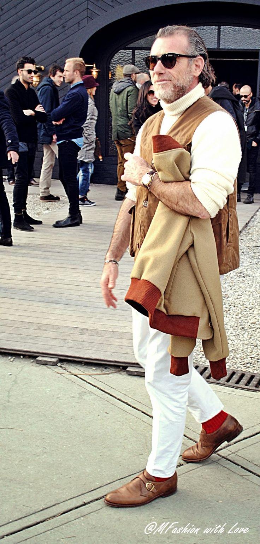 MFashion With Love: Street Style Pitti 2015 - Quando il vestito fa il monaco