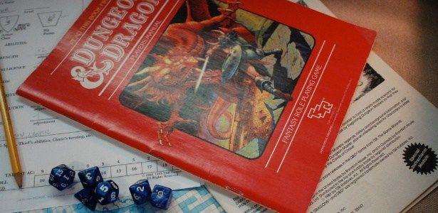 Dungeons & Dragons: Jogo entra para o Hall da Fama dos Brinquedos