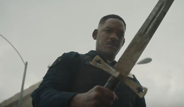 Will Smith's Bright Trailer For The New Netflix Monster Movie Is Trippy And Cool