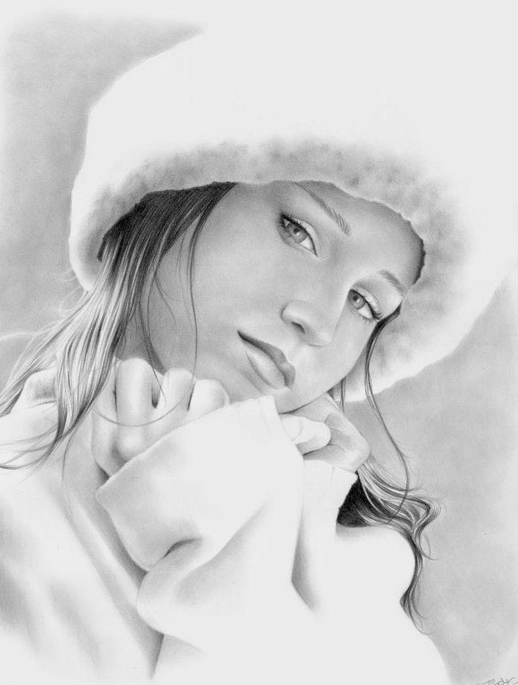 утром художественные рисунки карандашом красивые вас есть вопросы