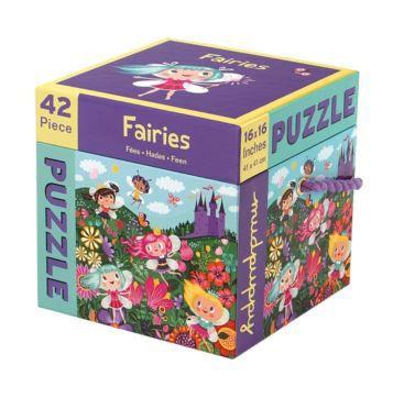 #Mudpuppy 42 Piece #Puzzle -- #Fairies
