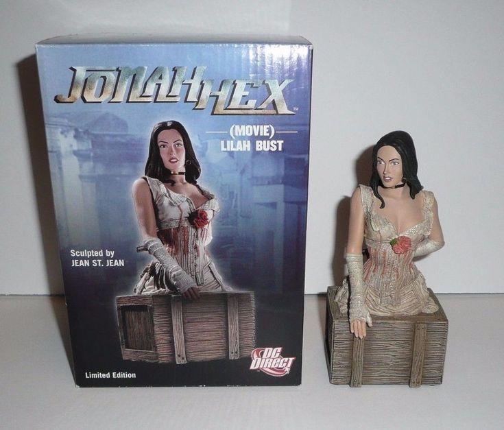Lilah (Megan Fox) - Bust Statue Figurine Figure JONAH HEX Movie DC DIRECT Comic #DCDirect