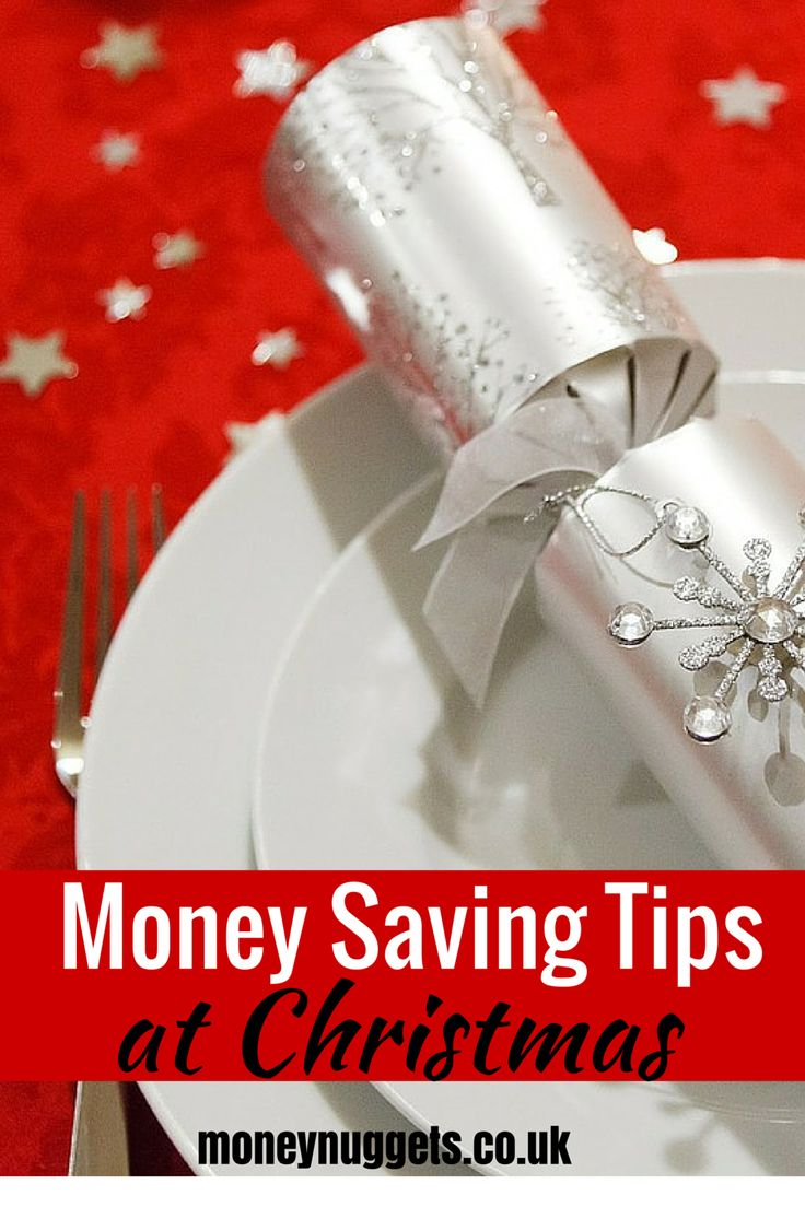 At this time of the year it is very easy to let go of the purse strings and go crazy spending money! Here are some great money saving ideas help make your money go further  this Christmas.