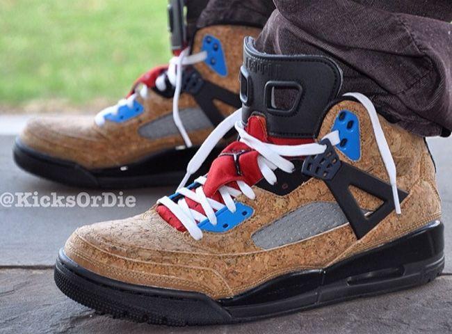 Jordan Spizike 'Cork' (Sample) - EU Kicks: Sneaker Magazine