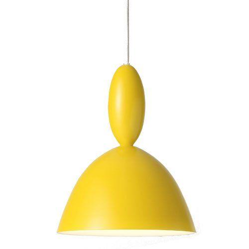 Mhy pendel, gul Muuto - Kjøp møbler online på ROOM21.no