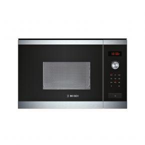 Bosch HMT75M654 Edelstahl Einbau-Mikrowelle Solo