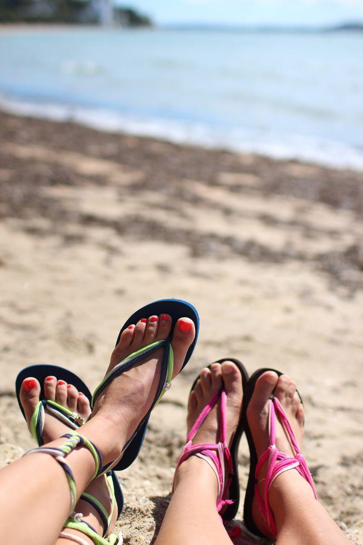 #Summer # Flipflops Bandajanas slipper met verwisselbare banden www.bandajanas.com