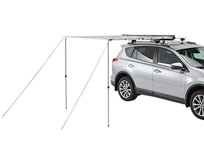 Yakima Slimshady Awning Attachment For Roof Racks Review Roof Racks Yakima Awning