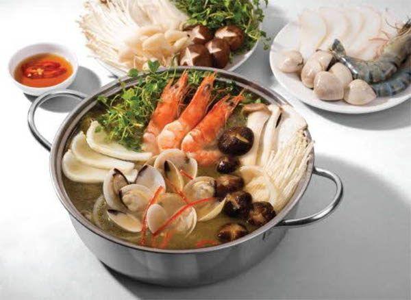 Cách nấu lẩu hải sản chuẩn tiêu chí: nhanh, ngon, dễ