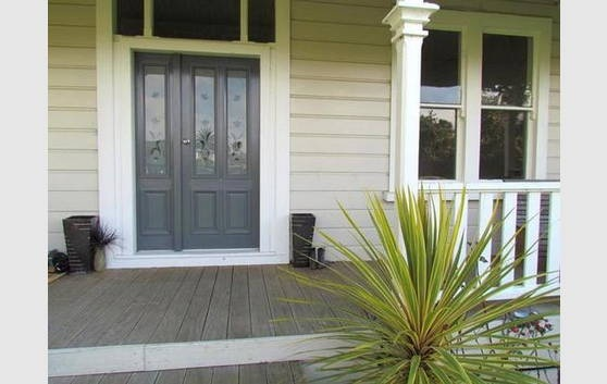 Villa - Dannevirke, New Zealand