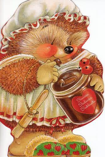 Country Companions Ed Hedgehog Friend