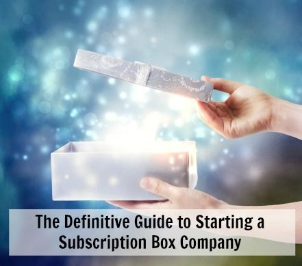 Here is your definitive guide to starting a subscription box company from necessary personality traits to the easiest way to create that spiffy new website.