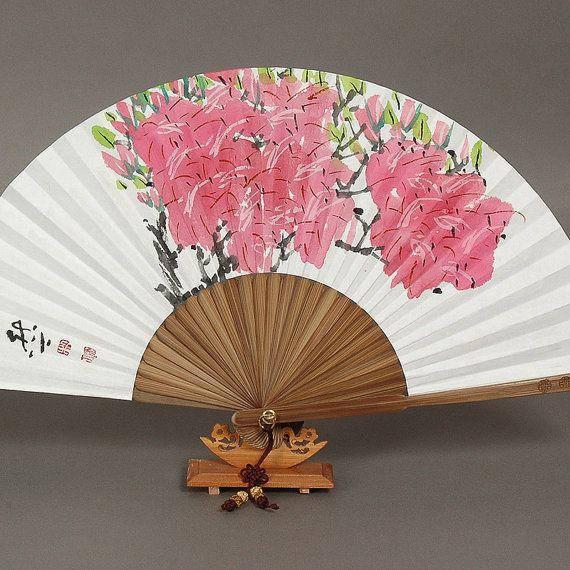 75 best Oriental Fans images on Pinterest | Hand fans, Chinese fans ...