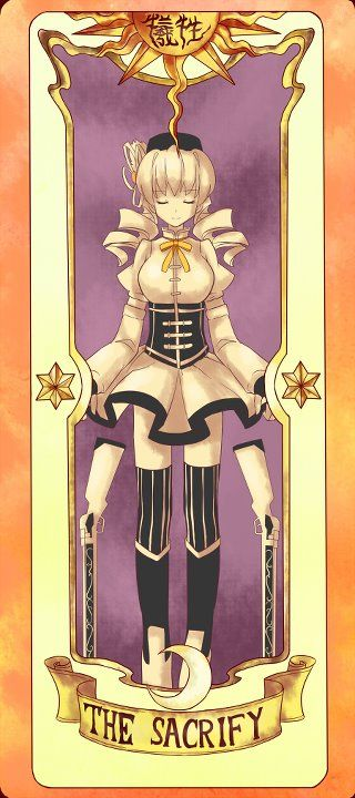 Mami Card by MissNellie on DeviantArt