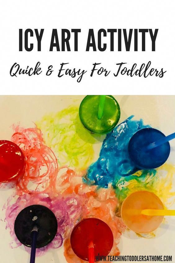 Quick And Easy Toddler Art Activity That Both Adults And Kids Will
