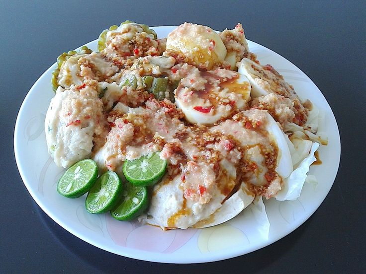 Siomay bandung - a favorite childhood street Food...Special Food from Bandung, West Java
