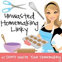 A new blog I follow. Has great ideas for homemaking, cooking, and decorating!