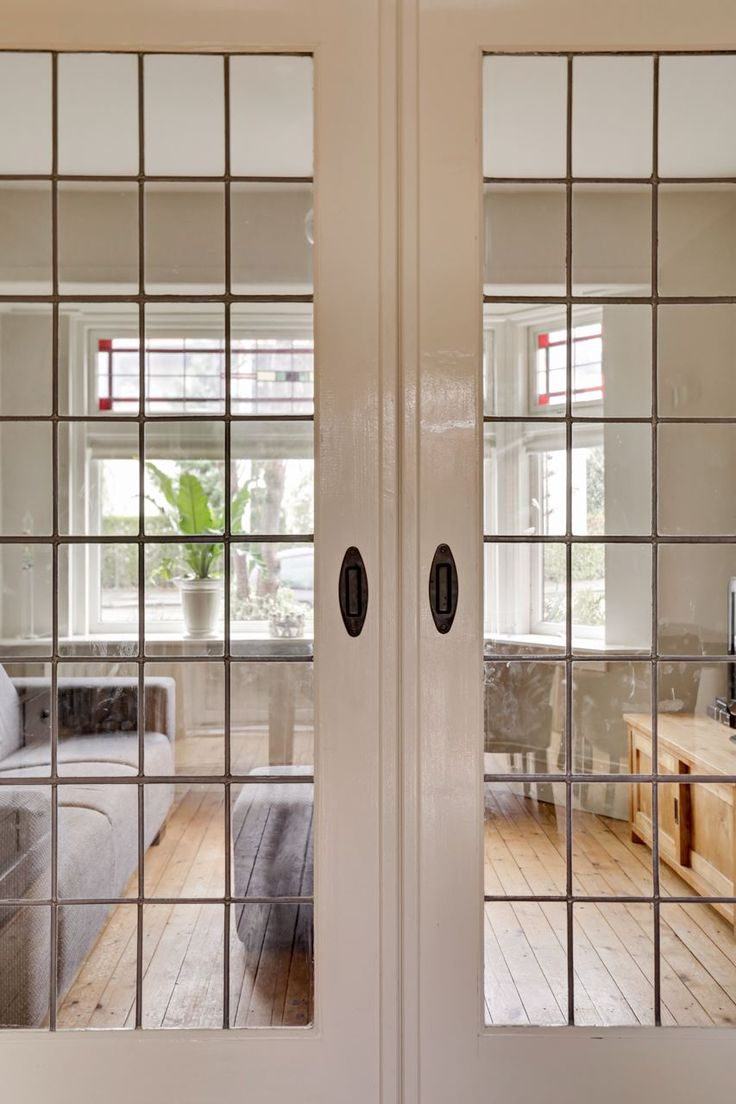 Jaren30woningen.nl | Kamer en suite deuren in jaren 30 woning in Breda