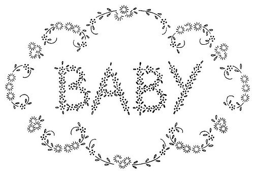 17 Best Images About Nursery Embroidery Patterns On Pinterest