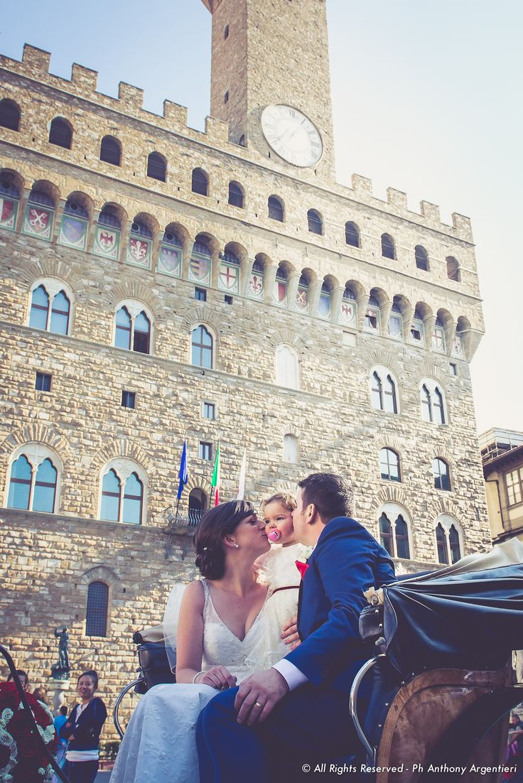 Wedding in Palazzo Vecchio, Florence.