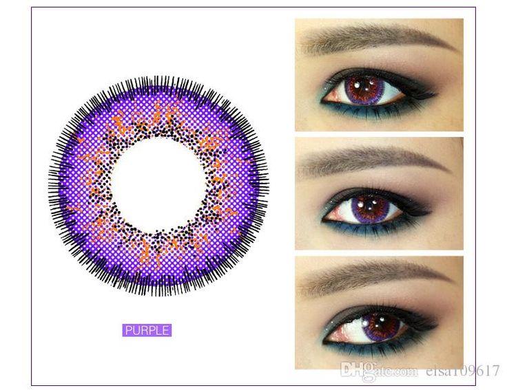 Bella Cosplay Super Colored Cosmetic Eye Contacts Colorful Lenses Bifocal Contact Lenses For Astigmatism Biomedics 55 Contact Lenses From Elsa109617, $8.85| Dhgate.Com