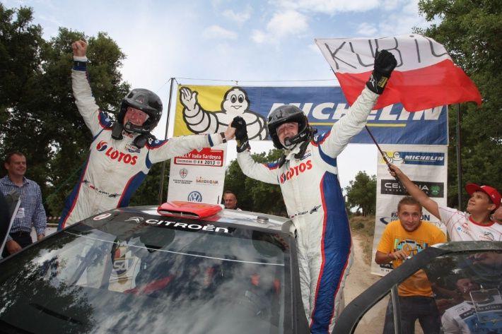 Robert Kubica Grabs The 2013 WRC2 Title In Catalunya (VIDEO)