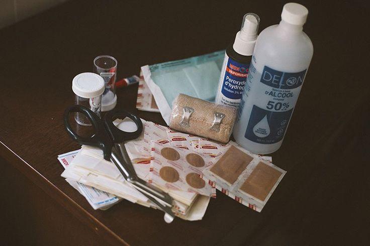 Stitches Bandages or Super Glue? | More Than Just Surviving | Survival Blog | Preppers & Survivalists | Gear & Knives