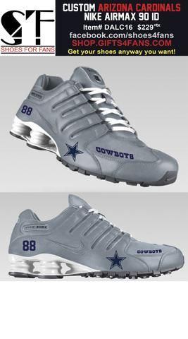 DALLAS COWBOYS DEZ BRYANT SILVER SHOX NZ CUSTOMIZATION AND RESERVATION