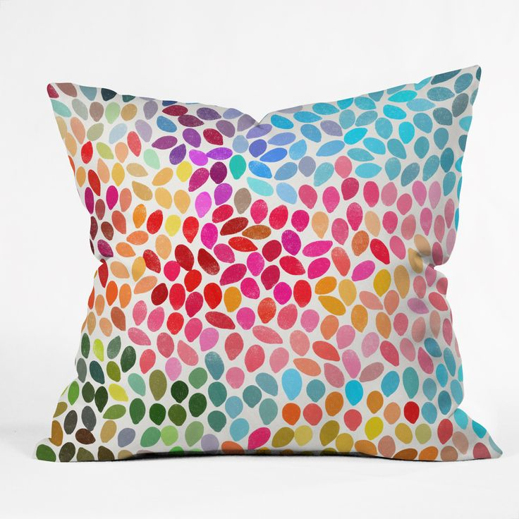 DENY Designs Garima Dhawan Polyester Throw Pillow   AllModern