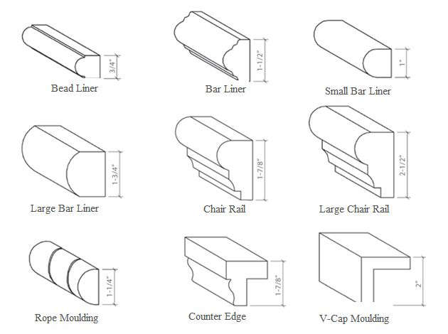 chair rail molding wood picture mouldings uk lowes moulding bq