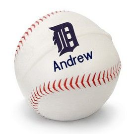 8 best detroit tigers baby gifts images on pinterest babies detroit tigers personalized plush baseball detroit tigers at designs by chad jake personalized baby gifts negle Gallery