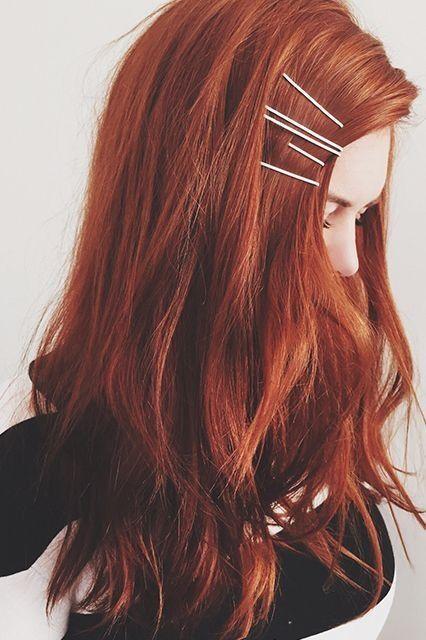 17 meilleures id es propos de cheveux roux auburn sur pinterest cheveux de cuivre sombre. Black Bedroom Furniture Sets. Home Design Ideas