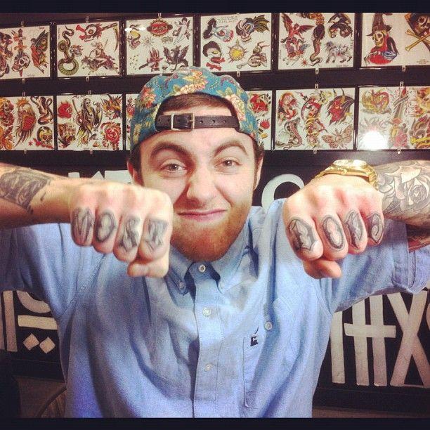 Best 25 Hop Tattoo Ideas On Pinterest: Best 25+ Mac Miller Tattoos Ideas On Pinterest