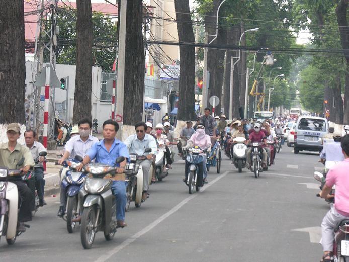 Ho Chi Minh City, South Vietnam