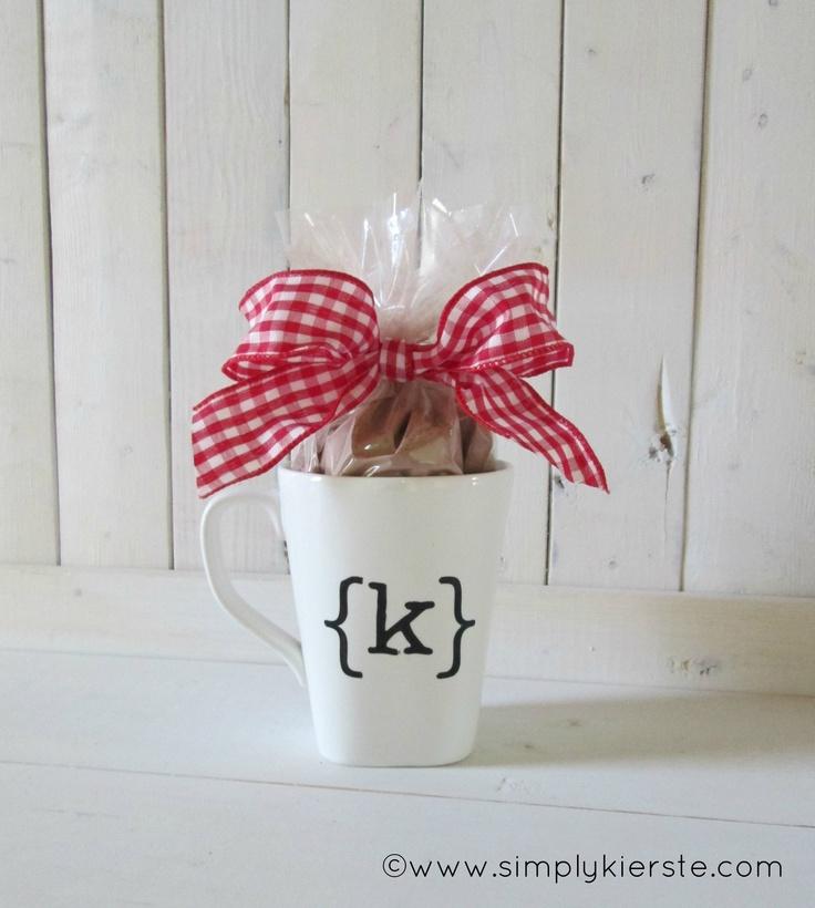 How To Write On Ceramic Mugs With Sharpie Brilliant Diy