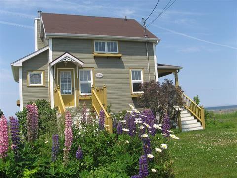 Maison à vendre à Sainte-Flavie, Bas-Saint-Laurent, 356, Route de la Mer, 15978708 - Centris