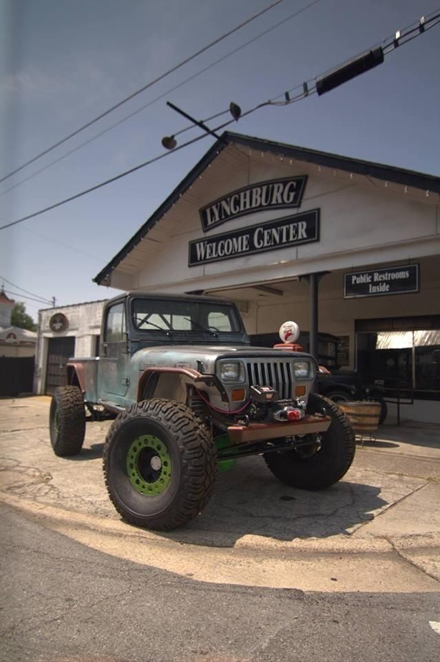Pin by Marco Barrientos Colon on Jeep YJ Wrangler   Jeep