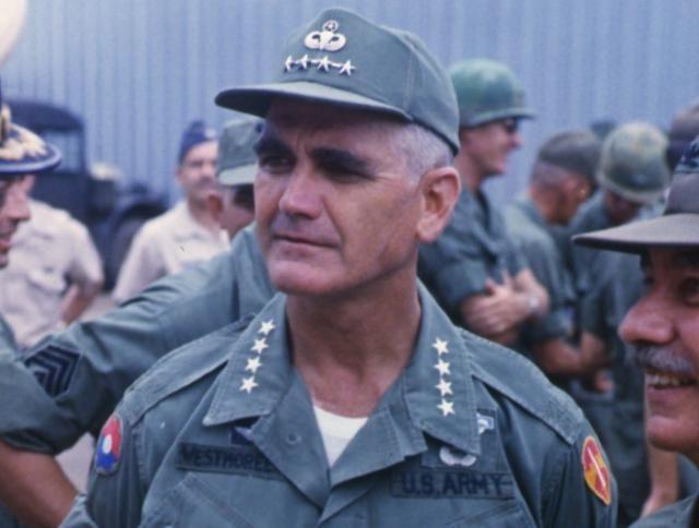 Commanding in Vietnam: General William Westmoreland